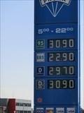 Image for E85 Fuel Pump KM Prona - Zábedov, Czech Republic