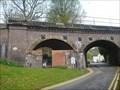 Image for Railway Underbridge 113 - Stone, Staffordshire, UK.