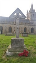 Image for Memorial Cross -All Saints - Evesham, Worcestershire