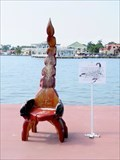 Image for The Scorpion Tale Chair - Belize City, Belize