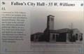 Image for Fallon's City Hall