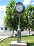 Image for Town Park Clock - Price, Utah
