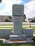 Image for Tribute To The Seven Original Astronauts - Cocoa Beach, FL