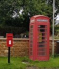 Image for Red Telephone Box - Burrough on the Hill, Leicestershire