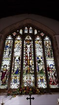 Image for Stained Glass Windows - St John the Baptist - Harringworth,Northamptonshire