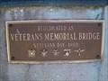 Image for Veterans Memorial Bridge - Columbia/Wrightsville, PA