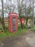 Image for Red Phone Box, Little Witley, Worcestershire, England