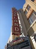 Image for Fox Oakland Theater Neon - Oakland, CA
