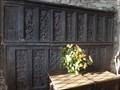 Image for Wooden Screen - St Peter - Peter Tavy, Devon