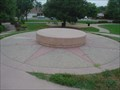 Image for Compass Rose in Jack Fischer Park, Campbell, CA