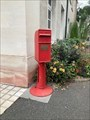 Image for Red Letterbox - Luynes, France