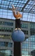 """Image for """"Fliegen"""" am Münchner Flughafen, Munich Airport, München, Bayern, Germany"""