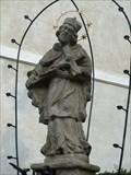 Image for St. John of Nepomuk / Sv. Jan Nepomucký, Cervená Recice, Czech republic