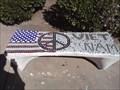 Image for Vietnam Veterans' Bench - La Mesa CA