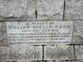 Image for William Spence - Dollar, Clackmannanshire, Scotland.