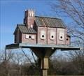Image for Lutheran Church Bird House - Drake MO