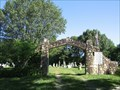 Image for Old Bland Cemetery Arch - Bland, MO