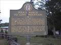 Image for Polk's March to Lost Mountain - Paulding County