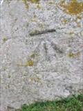 Image for Cut Mark - Wall on Farm Track, Ciltwllan, Gwynedd, Wales