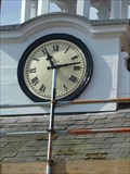 Image for Clock on Coach House, Ludlow, Shropshire, England