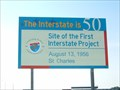 Image for FIRST - Interstate Highway in the United States