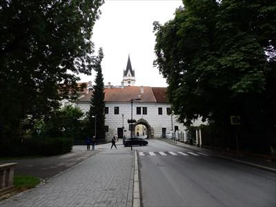 Budejovická brána