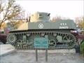 Image for Oak Lawn Tank Memorial