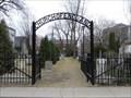 Image for Cimetière de Saint-James - Saint-James Cemetery  - Trois-Rivières, Québec