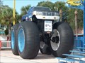 Image for Bigfoot - Satellite Oddity - Kissimmee, Florida, USA.
