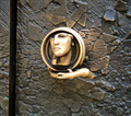 Image for Broken Mask Door Handle - Warsaw, Poland