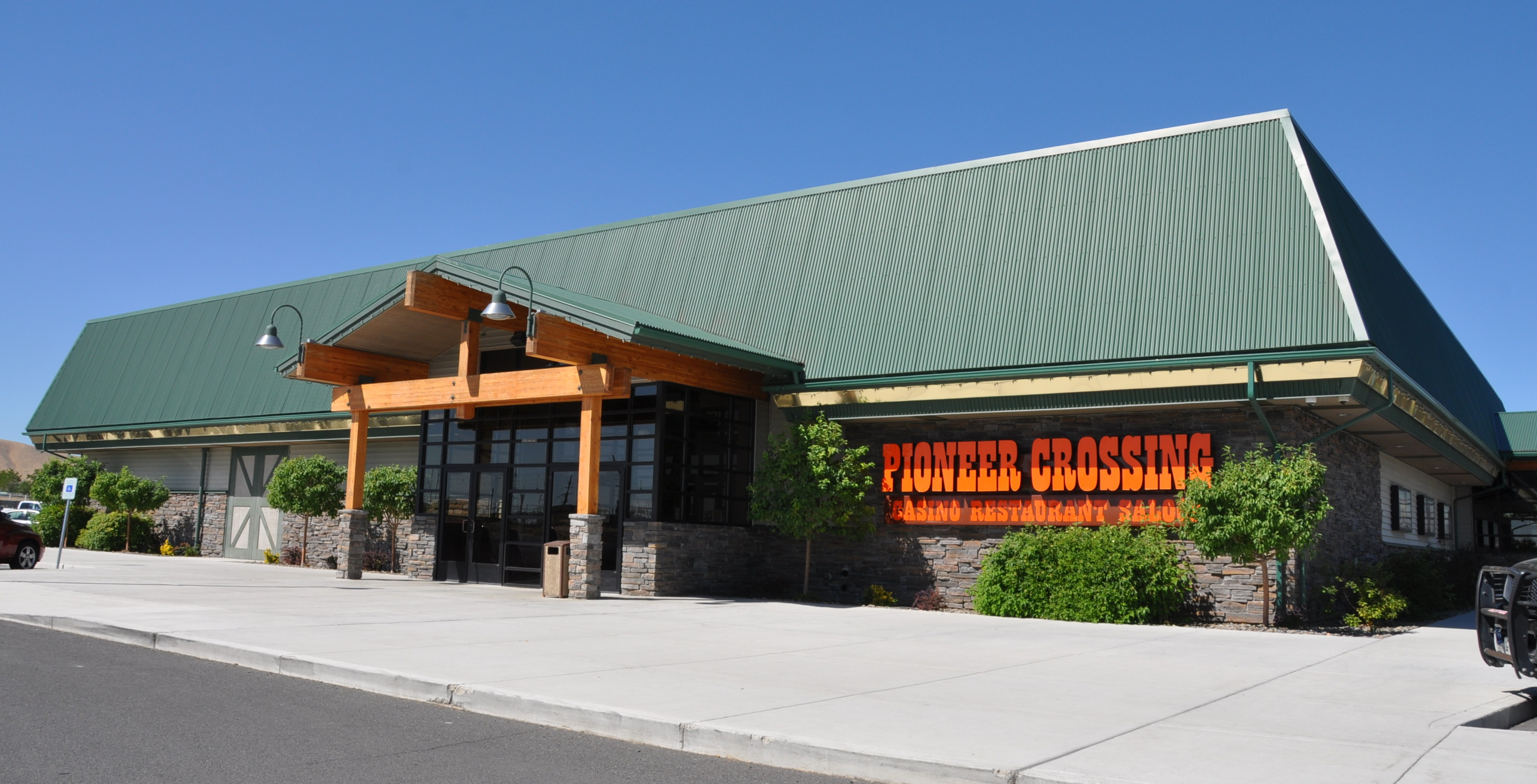 Pioneer casino fernley terribles casino corporate office