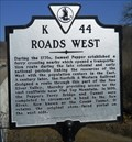 Image for Roads West