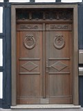Image for Doorway of Half-timbered house in Ersdorf - NRW / Germany