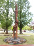 Image for Olympic Torch Sculpture - Manjimup, Western Australia