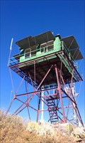 Image for Chase Mountain Lookout Tower - Klamath County, OR