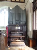 Image for Church Organ - St Margaret - Paston, Norfolk