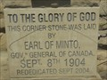 Image for Cathedral Church of the Redeemer - 100 Years - Calgary, Alberta, Canada