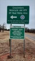 Image for Crosstimbers ORV Riding Area - Oklahoma City, OK