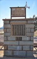 Image for Enterprise Veterans Memorial