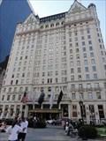 Image for Plaza Hotel - New York City (1994, 1995, 1996, 1998 and 2001)  -  New York City, NY