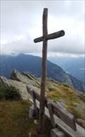 Image for Wooden Cross south of Nesselalp - Belalp, VS, Switzerland
