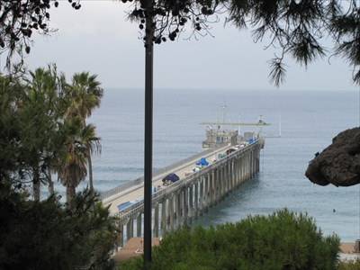 Pier from a Distance, La Jolla, CA