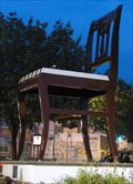 Image for The Giant Chair of Washington DC