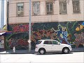 Image for Turk Street Artistic Graffiti - San Francisco