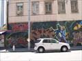 Image for Turk Street Artistic Graffiti - San Francisco