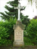 Image for Old wayside cross in Flerzheim- NRW / Germany