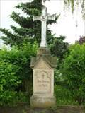 Image for Old wayside cross in Flerzheim- NRW / Germany