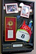 Image for Chandra Crawford's Olympic Gold Medal - Canmore, Alberta