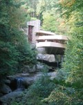 Image for Falling Water (Frank Lloyd Wright)  - Sunday Strip -  Mill Run, PA