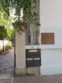 Generalkonsulat von Griechenland - Eingang